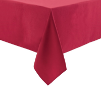 Occasions Tablecloth Burgundy 1350 x 1350mm