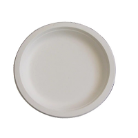 Bio-Degradable Round Plate 7'' (Pack 50)