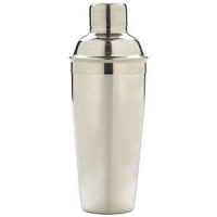 S/St. Deluxe Cocktail Shaker 75cl