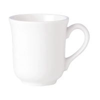 Simplicity White Club Mug - 28.5cl 10oz (Box 36)