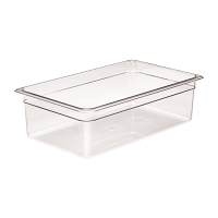 Cambro Polycarbonate 1/1 Gastronorm Pan 150mm