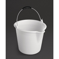 Schneider Food Storage Bucket White 15Ltr