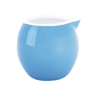 Olympia Cafe Milk Jug Blue - 70ml 2.5oz (Box 6)