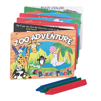Crafti's Childrens Activity Pack Assorted (Case 400)