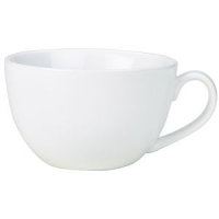 Royal Genware Bowl Shaped Cup 23cl/8oz