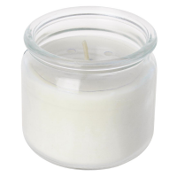 Olympia Jam Jar Candle Clear