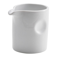 Pinched Solid Milk Jug 8.5cl/3oz
