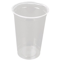 Half Pint to Line tumbler CE Marked rPET (Box 1000)