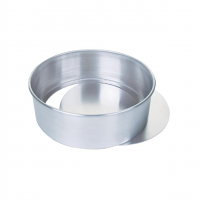 "Aluminium Loose Base Cake Tin - 230mm (9"")"