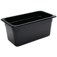 Polycarbonate Gastronorm Container - 1/3 Size 150mm deep