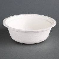 Compostable Round Bowl - 18oz (Pack 50)