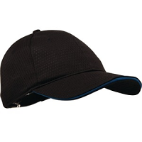 Colour by Chef Works Cool Vent Baseball Cap with Blue