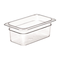 Cambro Polycarbonate 1/4 Gastronorm Pan 100mm
