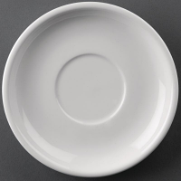 Athena Hotelware Saucer 145mm ( Box 24)