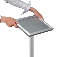 Snap Frame Flexible Display Stand A3