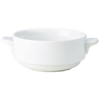 Royal Genware Lugged Soup Bowl 25cl