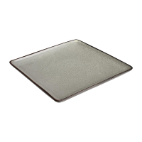 Olympia Mineral Square Plate 265mm (Pack of 4)