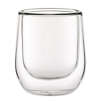 Utopia Double Walled Espresso Coffee Glasses 3oz (Pack of 12)