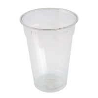 One Pint to Brim tumbler CE Marked rPET (Box 500)