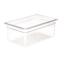 Cambro Polycarbonate 1/1 Gastronorm Pan 200mm