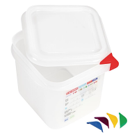 Araven Food Container 2.6Ltr