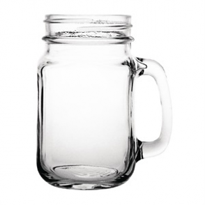 Olympia Handled Jam Jar Glasses (12PP)