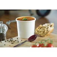 Heavy Duty Soup Container Combi Pack 8oz