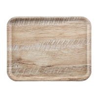 Cambro Wood Grain Tray Madeira 330 x 430mm Light Oak