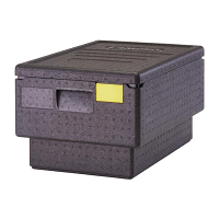 Cambro CamGo Stacking Top Loader Insulated Box 1/1 Size 200mm deep