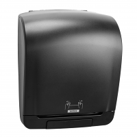 Katrin System Towel Dispenser - Black