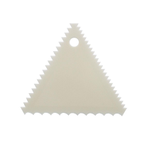Schneider Three Sided Cream Scraper