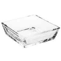 Olympia Dipping Pot Square Glass 90mm