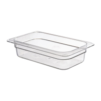 Cambro Polycarbonate 1/4 Gastronorm Pan 65mm