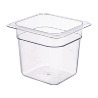 Cambro Polycarbonate 1/6 Gastronorm Pan 150mm