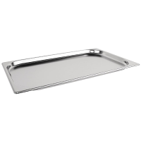 Stainless Steel Gastronorm Pan - 1/1 Full Size 20mm deep