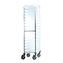 Disposable Racking Trolley Cover.