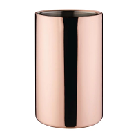 Olympia Copper Barware Wine Cooler Double Wall