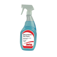 Jantex Glass and Stainless Steel Cleaner 750ml (Pack of 6)