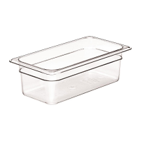 Cambro Polycarbonate 1/3 Gastronorm Pan 100mm