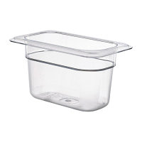 Cambro Polycarbonate 1/9 Gastronorm Pan 100mm