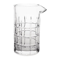 Olympia Mixing Glass - 580ml 20oz 165(h)x95(dia)x110(w)mm