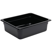 Polycarbonate Gastronorm Container - 1/2 Size 100mm deep