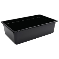 Polycarbonate Gastronorm Container - 1/1 Size 150mm deep