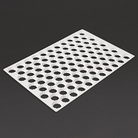Schneider Serrated Cutting Sheet Round 90 Holes 35mm