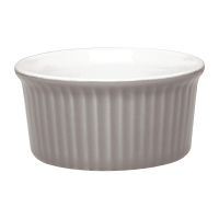 Olympia Coloured Ramekin Grey 145ml