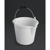 Schneider Food Storage Bucket White 12Ltr