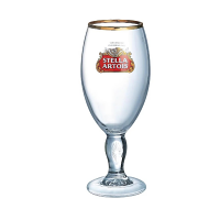 Arcoroc Stella Artois Chalice Beer Glasses 570ml