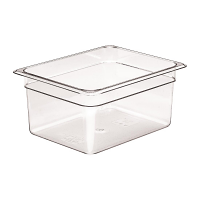 Cambro Polycarbonate 1/2 Gastronorm Pan 150mm