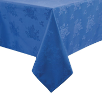 Traditions Tablecloth Blue Roslin 1370 x 1780mm