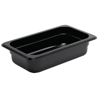 Polycarbonate Gastronorm Container - 1/4 Size 65mm deep